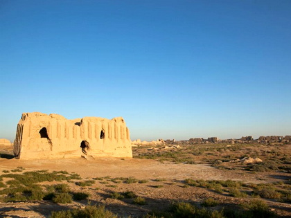 Highlights of Turkmenistan. 8-day Tour