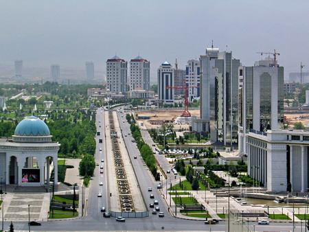 Private Tour Turkmenistan