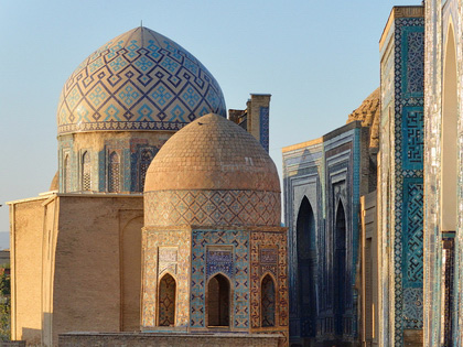 Turkmenistan-Uzbekistan Small Group Tour with Scheduled Dates, 2017