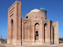 Turkmenistan Uzbekistan Tour - 1: Ashgabat, Mary, Merv, Bukhara, Samarkand, Shakhrisabz, Tashkent, Khiva, Kunya Urgench, Gas crater