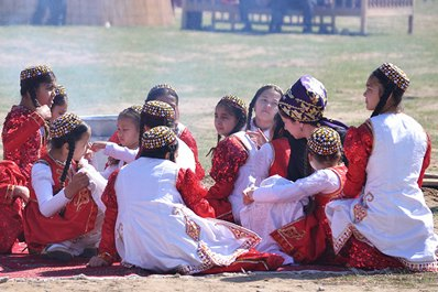 Turkmen traditions