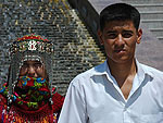 Les traditions turkmènes