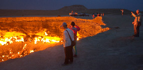 Turkmenistan One-day Tours