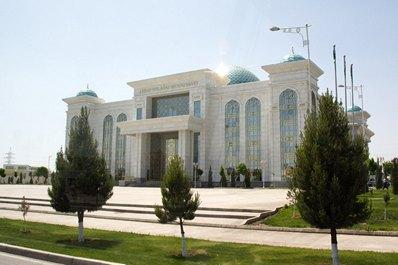 Turkmenabat, Turkmenistan