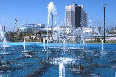Туркменбаши, Туркменистан