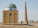 Kunya-Urgench, Turkmenistan