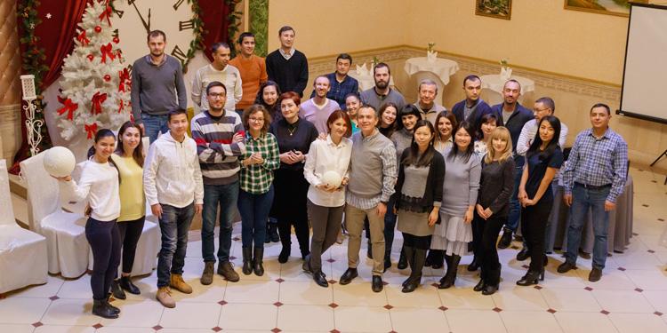 Uzbekistan Travel Agency Advantour Team