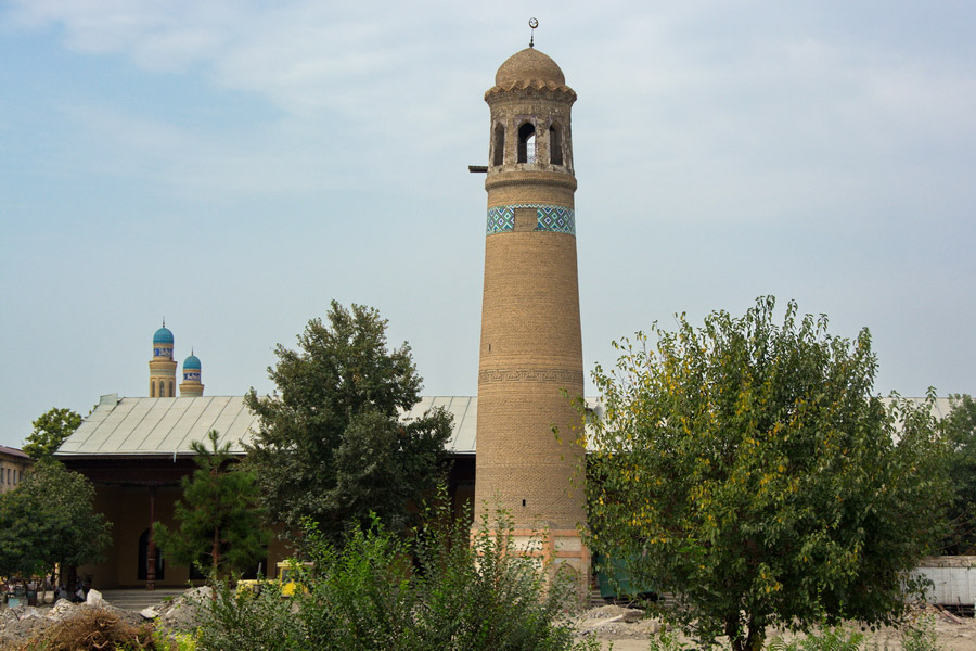 Jami Complex in Andijan