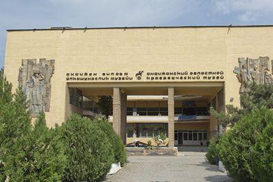 Andijan museums