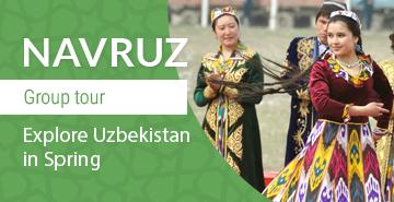 Navruz Tour 2016 in Uzbekistan
