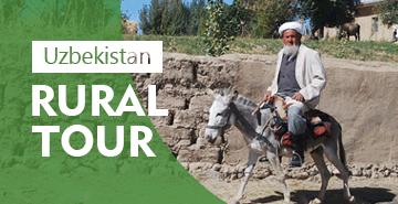 Rural tour in Nurata mountains and Aydarkul lake