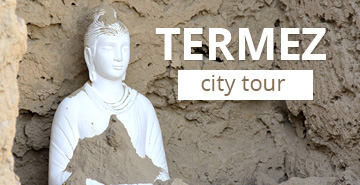 Termez City Tour