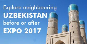 Fascinating East: Tashkent, Samarkand, Bukhara, Khiva