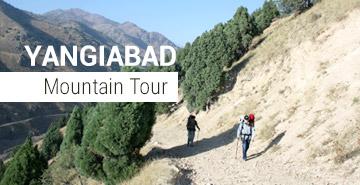 Yangiabad Tour