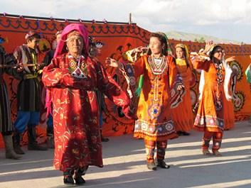 Baysun dances