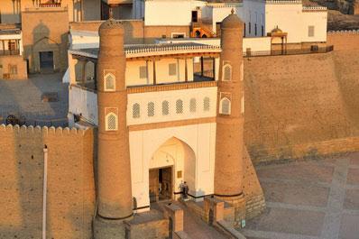 Ark Fortress, Bukhara