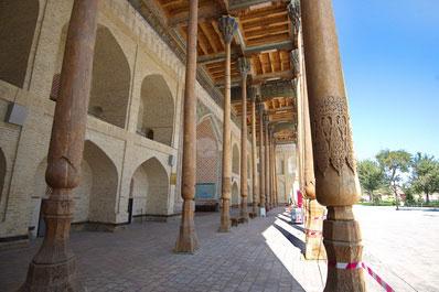 Bolo-Khauz Complex, Bukhara