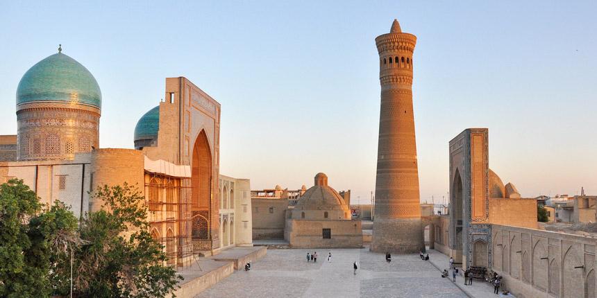 Tours to Bukhara, Uzbekistan