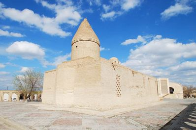Chashma-Ayub, Bukhara