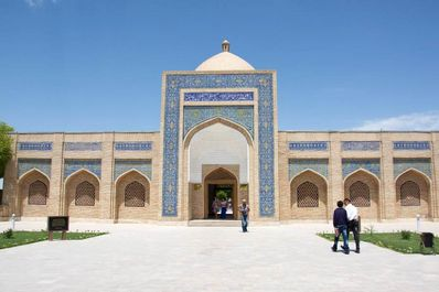 Memorial complex of Naqshbandi, Bukhara
