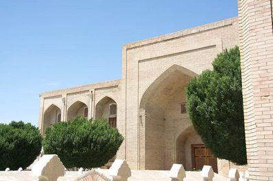Ensemble of Naqshbandi, Bukhara