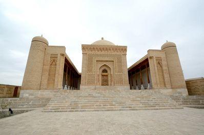 Mausoleum of Imam Abu Khafs Kabir, Bukhara