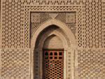 Ismail Samany Mausoleum, Bukhara
