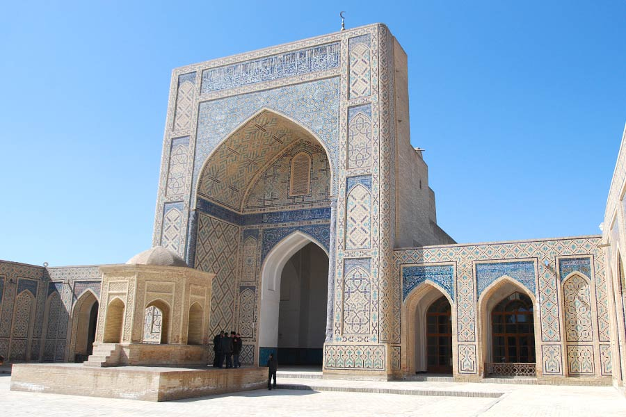 Travel To Uzbekistan From Us