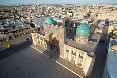 The Kalyan Mosque, Bukhara
