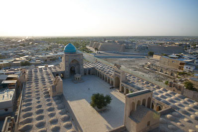 The Kalyan Mosque, Bukhara