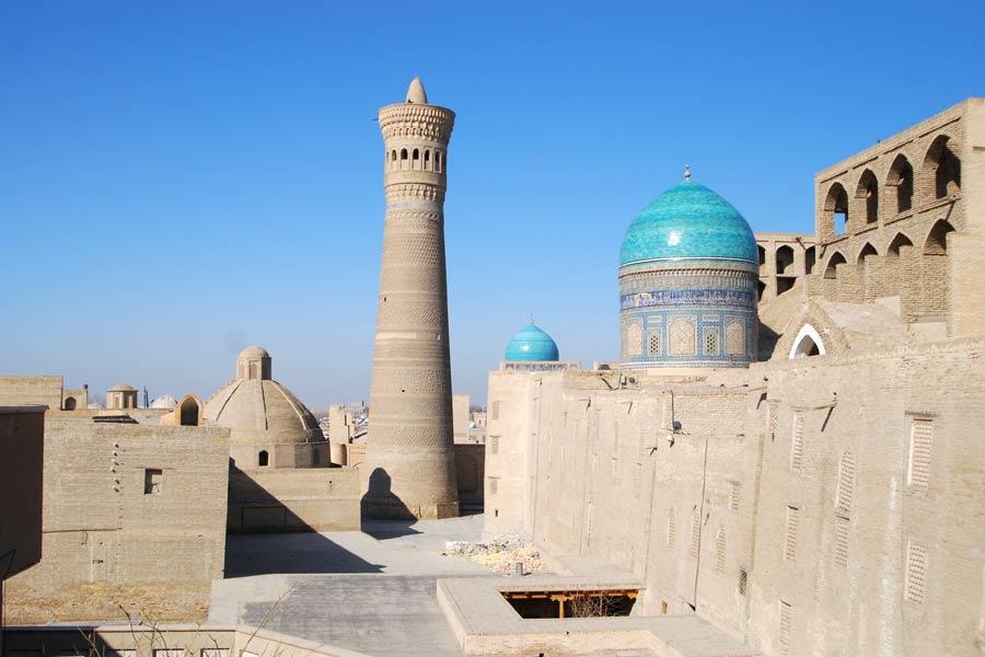 The Kalyan Minaret, Bukhara Минарет Калян
