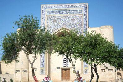 Lyabi-Khauz Ensemble, Bukhara