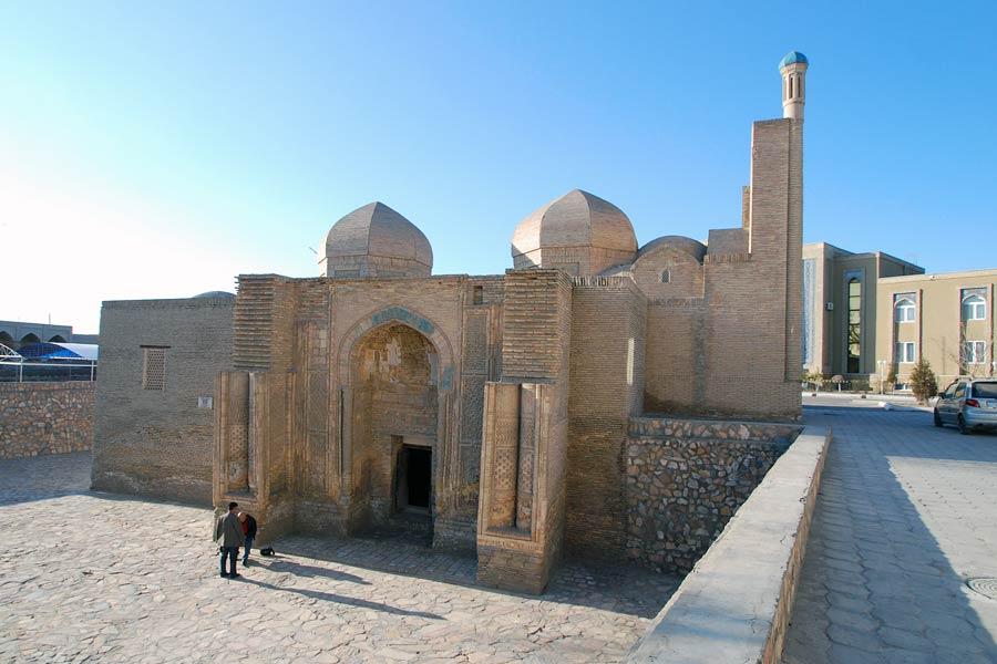 Magoki Attori Mosque Bukhara