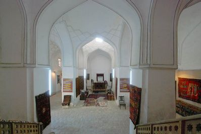 Magoki-Attori Mosque, Bukhara