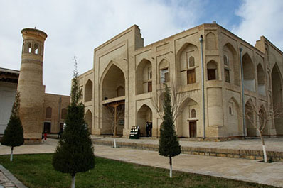 Memorial complex of Naqshbandi, sufism