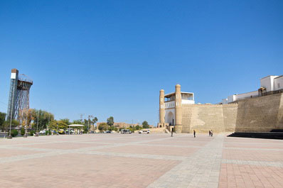 Registan square, Bukhara