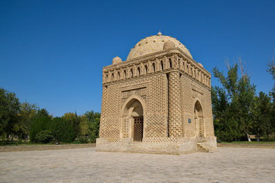 Samaniden-Mausoleum, Buchara