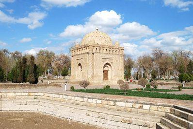 Samanids Mausoleum, Bukhara