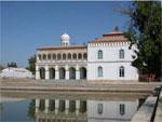 Sitorai Mohi Khosa Palace, Bukhara, Uzbekistan