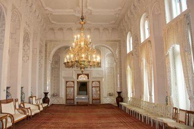 Sitorai Mokhi-Khosa Palace, Bukhara