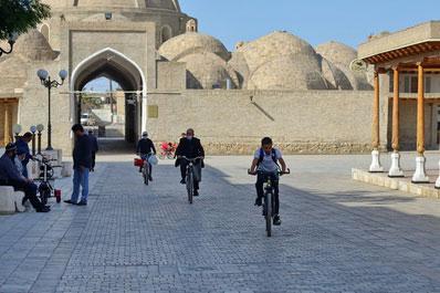 Toki-Zargaron Trading Dome, Bukhara