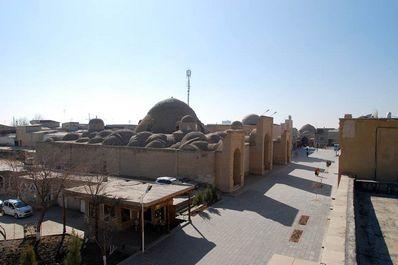Tim Abdullakhan Trading Dome, Bukhara