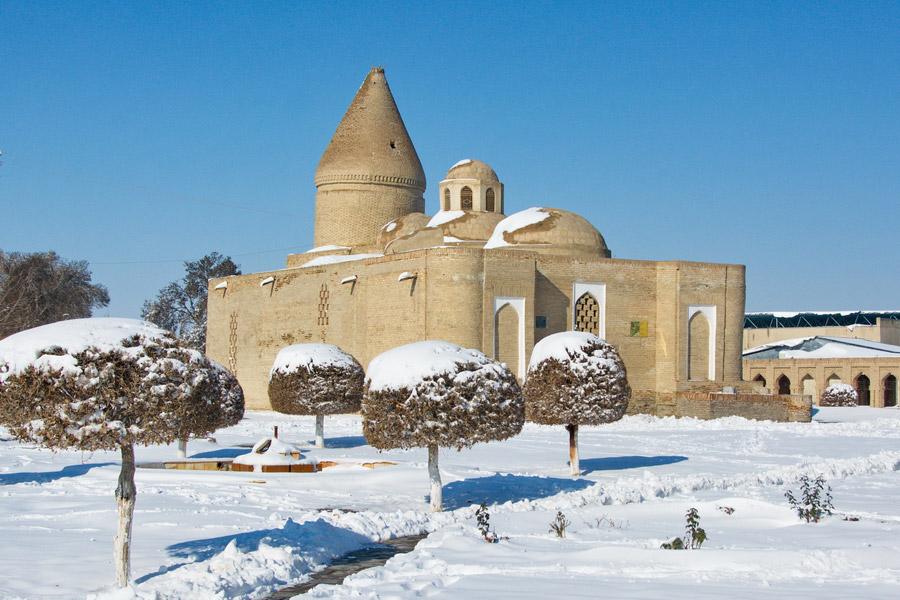 Bukhara Winter Photos 2016