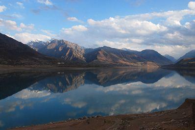 Charvak reservoir