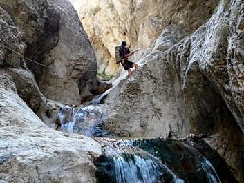 Gulkam Canyon, Uzbekistan