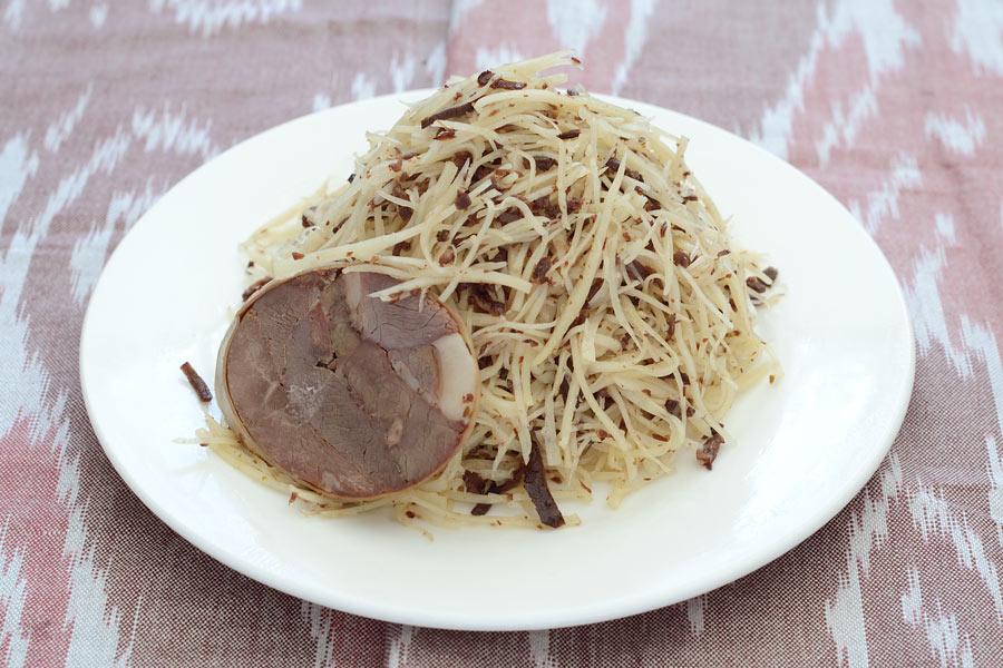 Нарын рецепт с пошаговым фото