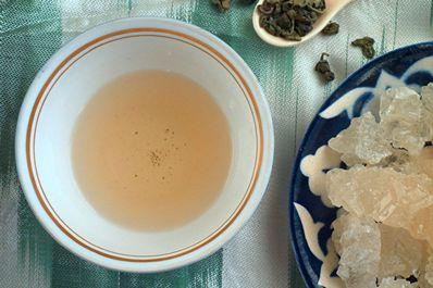 Uzbek Green Tea - favorite drink of Uzbekistan