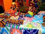 Ikat, Uzbek handicrafts