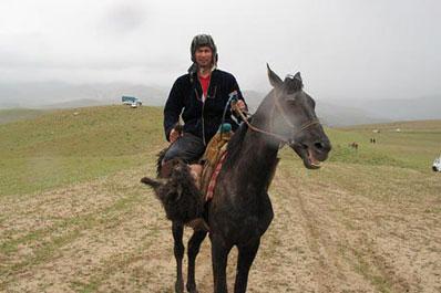 kupkari, Uzbekistan