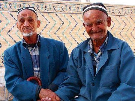 Uzbekistan man